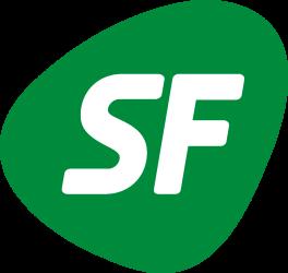 SF Logo Grøn